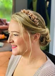 ball hair and makeup wellington