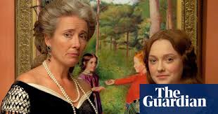 Why Effie Gray is the one film you should watch this week - video | Film |  The Guardian
