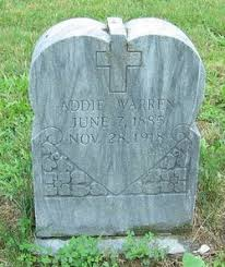 "Sarah Mae ""Addie"" Ward Warren (1885-1918) - Find A Grave Memorial"