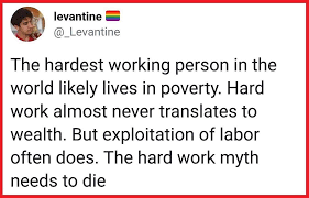 Hard work myth needs to die. Thoughts? : Philippines