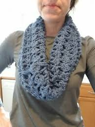 homemade infinity knitted scarf ebay