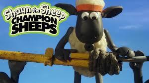 Nhảy sào | Championsheeps | Những Chú Cừu Thông Minh [Shaun the ...