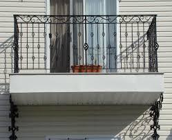 steel balcony grill designs modern