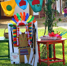 Fiesta De Cumpleanos Indios Y Vaqueros Buscar Con Google