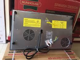 Bếp điện từ đôi Sunhouse SHB DI02 - shbdi02