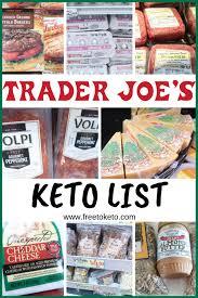 keto trader joe s free to ket