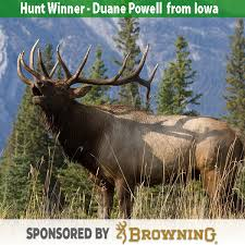 Hunter Nation - Congratulations to Duane Powell from Iowa!... | Facebook