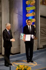 File:Horbjorn Jagland presents President Barack Obama with the Nobel Prize  medal and diploma.jpg - Wikimedia Commons