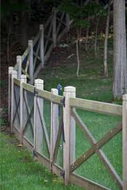50 Awesome Wood Fence Designs And Ideas Images Backyard Fences Fence Design Farmhouse Garden