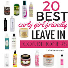 20 best curly friendly leave in