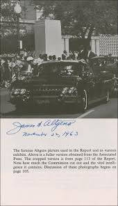 Kennedy Assassination: Abraham Zapruder and Ike Altgens