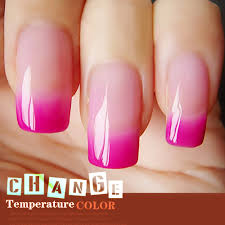 mood color changing nail polish lacquer