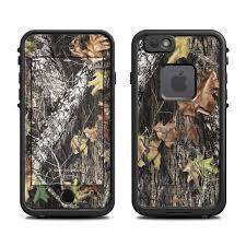 Skin For Lifeproof Fre Iphone 6 Mossy Oak Break Up Camo Sticker Decal Ebay