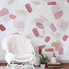 Paint Stroke Wall Decals Brush Stroke Wall Decals Project Nursery