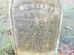 Adeline Clark (1812-1855) - Find A Grave Memorial