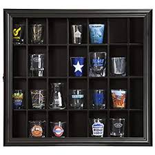 31 shot glass shotglass shooter display