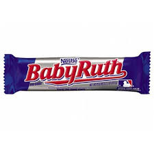 baby ruth candy bars american