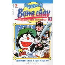 Sách - Doraemon Bóng Chày - Truyền Kì Về Bóng Chày Siêu Cấp Tập 13 ...