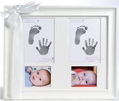twin prints keepsake frame
