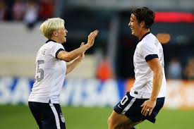 Abby Wambach, Megan Rapinoe to Donate Brains for Concussion Research    Bleacher Report   Latest News, Videos and Highlights