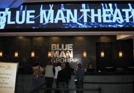blue man group makeup kit blue man