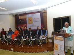 coffee table book on the vedas launched