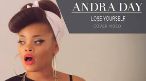 Andra Day - Lose Yourself [Eminem Cover] - YouTube