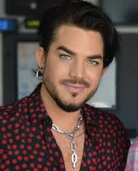 💙 That beautiful face 😍 Adam Lambert on Valentine in the Morning ...