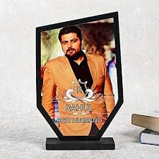personalized best husband trophy gift