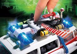 Ghostbusters Ecto 1 9220 Playmobil Usa