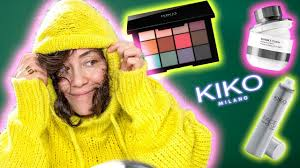 kiko milano makeup full face