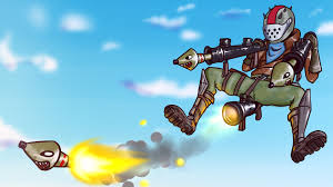 rust lord rocket launcher battle royale