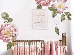 Grass And Flower Wall Decals Tree Butterfly Floral Design Walmart Australia Canada Hobby Lobby For Nursery Vamosrayos