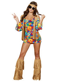 hippie women s costume