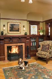 craftsman living room paint colors