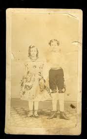 boy & girl-fancy outfits-Toledo, Ohio-Blackburn & Zimmer Studio-1878-Ada  Reed | Fancy outfits, Antique photos, Fancy