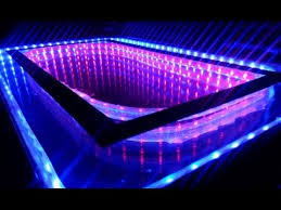 led illusion mirror how to make you