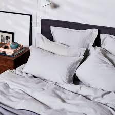 the best linen bed sheets brooklinen