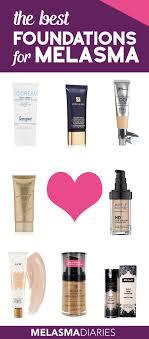 best foundation bb creams for melasma
