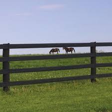 Cenflex 5 Rail Horse Fencing Centaur Fencing