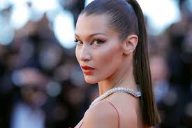 bella hadid likes spas french