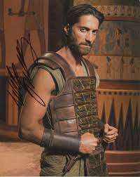 Iddo Goldberg Signed Autograph Salem Isaac Walton 8x10 Photo w COA ...