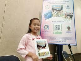 Các tác giả thiếu nhi gốc Việt ra mắt sách tưng bừng tại Little Saigon