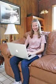 High school sophomore completes full-length Christian novel as ...
