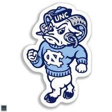 North Carolina Tagged Decals Ultimate Sports Apparel