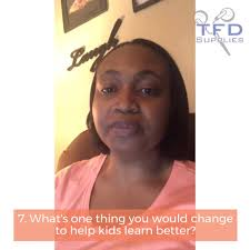 TFD Supplies - 7 Questions With Latisha Smith