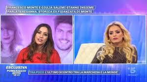 Pomeriggio 5: lite trash fra Elena Morali e Teresanna Pugliese