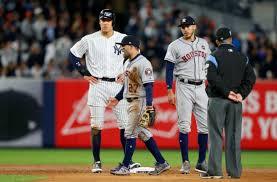 Yankees: Astros' Carlos Correa Trolling Aaron Judge on Twitter is ...