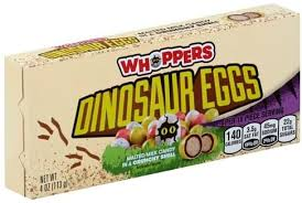 whoppers dinosaur eggs malted milk
