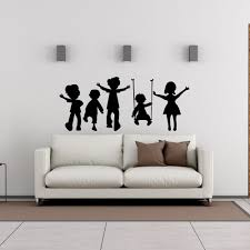 Lets Play Together Wall Decal Smiley Decalz